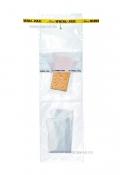 Пакеты ВИХРЬ-ГУБКА-БУФЕР-ПЕРЧАТКА с увлажненной губкой и стерильной перчаткой